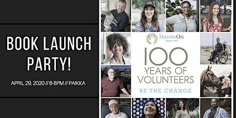 Postponed: 100 Years of Volunteers: Book Launch! tickets