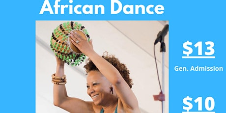 African Dance with Katherine Smith Contemporary Dance Ensemble tickets