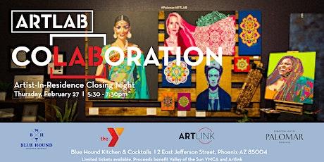 ARTLAB Artist-In-Residence Closing Night tickets