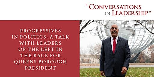 Conversations in Leadership - featuring Anthony Miranda & Vigie Ramos Rios