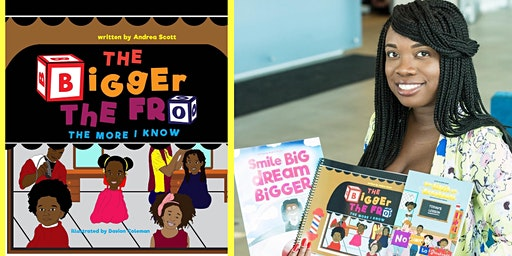 Book Signing: The Bigger The Fro, The More I know