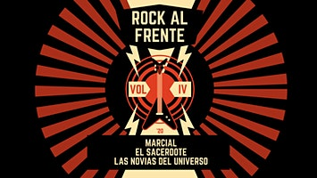 Rock al Frente Vol. IV