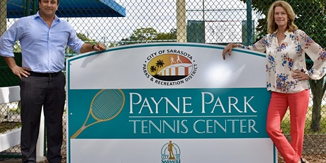 Elizabeth Moore Sarasota Open Reserved Box Seating Tuesday April 14th tickets