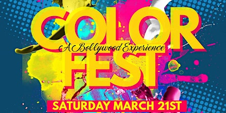 Color Fest Holi Party tickets