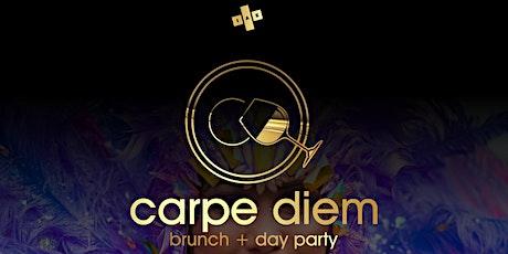 CARPE DIEM CARNIVAL ~ CARIBANA BRUNCH + SUN|DAY PARTY | Sun Aug 2nd 2020 tickets