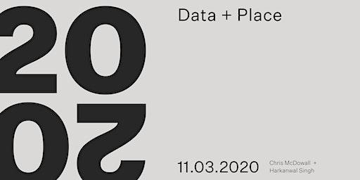 WM20/20: Data + Place