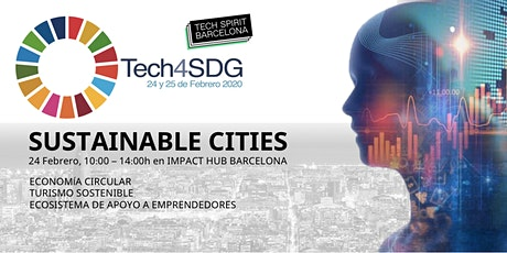 Tech4SDG: SUSTAINABLE CITIES entradas