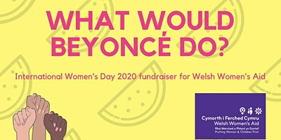 International Women's Day fundraiser for Welsh Women's Aid
