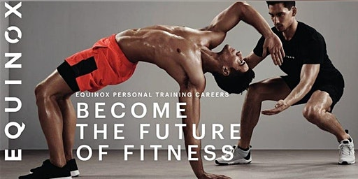 Equinox Personal Training Hiring Event