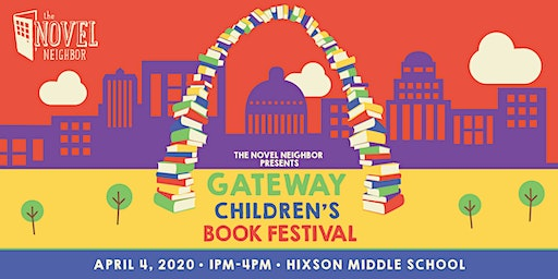Gateway Children's Book Festival Presented by the Novel Neighbor