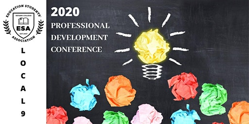 ESA Annual Professional Development Conference 2020