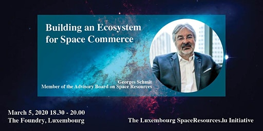 Shapers' Talk on Space Commerce
