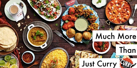 $12 All You Can Eat Curry Night!  tickets
