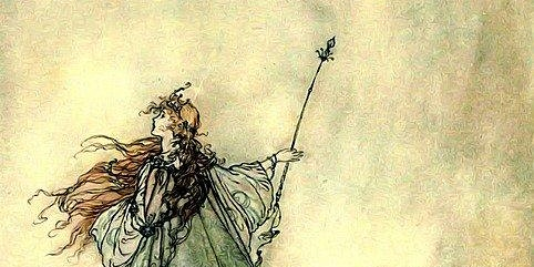 Finding Faerie: Intro to Faery Magick