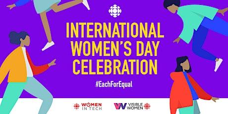 CBC International Women's Day Celebration tickets