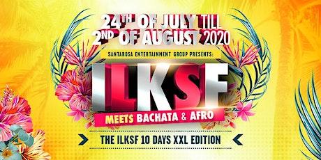 I Love Kizomba Sensual Festival tickets