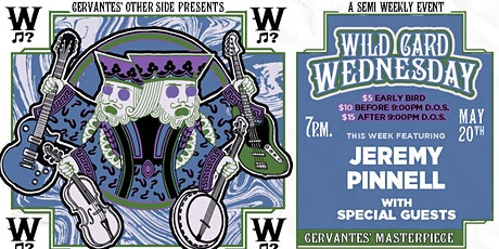 Jeremy Pinnell w/ Special Guests tickets