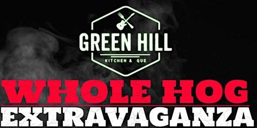 Hogapalooza at Green Hill Kitchen & Que