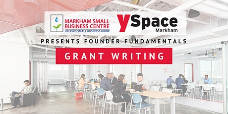 Founder Fundamentals - Grant Writing for Startups tickets
