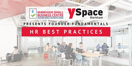 Founder Fundamentals - HR Best Practices tickets