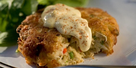 Crab Cake & Mixed Green Salad Lunch and Learn tickets