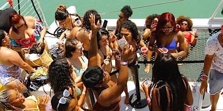 BACHELORETTE  MIAMI PARTY BOAT ALL INCLUSIVE tickets