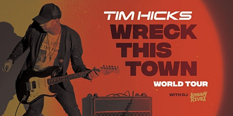 Tim Hicks VIP Upgrade Experience - 10/02/20 - Calgary, AB tickets