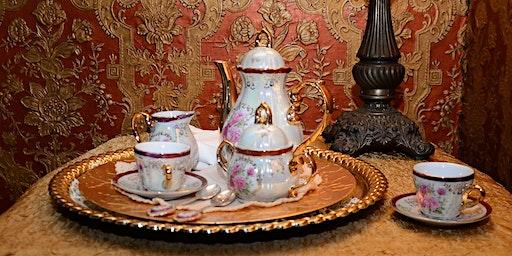 Victorian Fashion Spring Tea