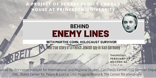 Marthe Cohn - Holocaust Survivor