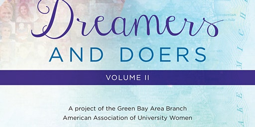 Dreamers and Doers Vol. II Book Release Party!