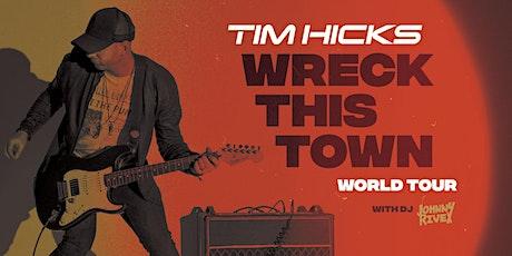 Tim Hicks VIP Upgrade Experience - 10/03/20 - Saskatoon, SK tickets