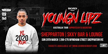 Youngn Lipz - Shepparton 2020 (+18) tickets
