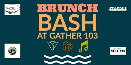 Brunch Bash at Gather tickets