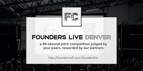 Founders Live Denver - March 2020 tickets