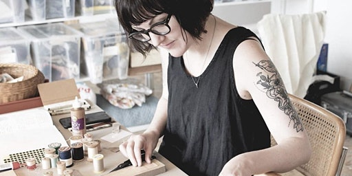 Artist Workshop: Personal Iconography with Carolyn Hazel Drake
