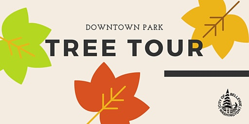Downtown Park Tree Tour - Apr 16