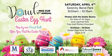 Ocotillo 5th Annual Easter Egg Hunt tickets