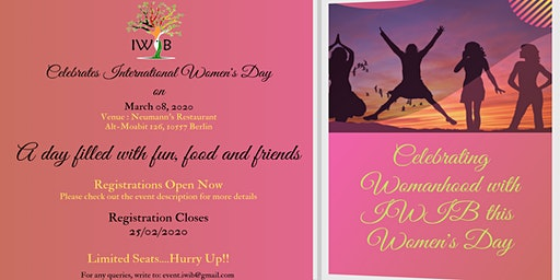 Celebrating Womanhood with IWIB this Women's Day