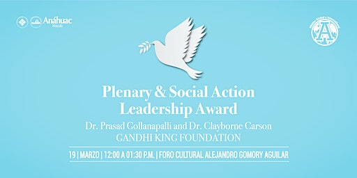 Plenary & Social Action Leadership Award