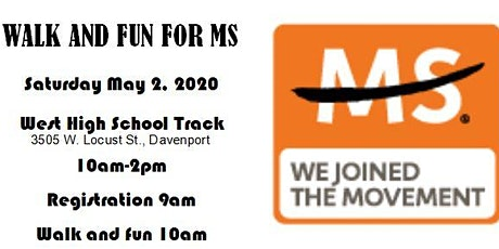 1-800 WATER DAMAGE Walk and Fun for MS tickets