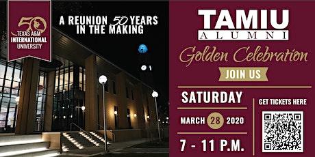 TAMIU Alumni Golden Celebration tickets