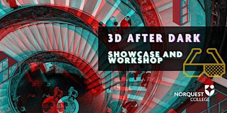 3D After Dark tickets