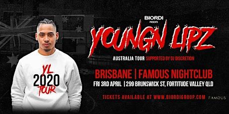 *POSTPONED* Youngn Lipz - Brisbane Show 2020 (+18) tickets