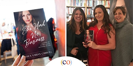 """""""She Had No Business"""" Book Signing with Author, Jessica Carroll tickets"""