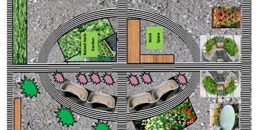 LaSalle Square Accessible Garden Groundbreaking