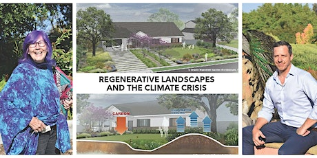 Regenerative Landscapes and the Climate Crisis- FREE EVENT tickets