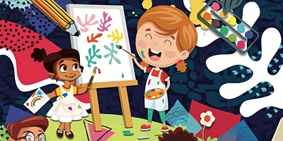 CANCELLED - Family Arts Workshop: Little Creatives at Sutton-in-Ashfield Library, 11.45am