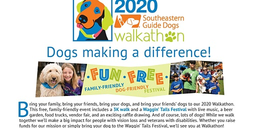 Southeastern Guide Dogs Walkathon