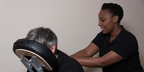 FREE TRIAL Corporate Chair Massage In Belfast  tickets