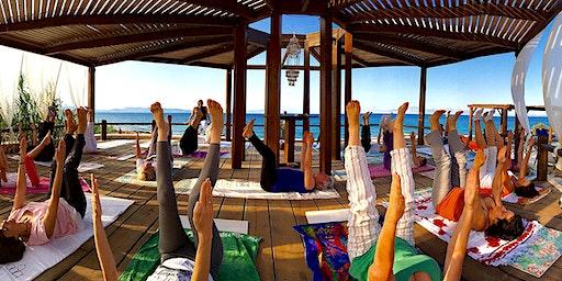 Greek Yoga Retreat On The Island Of Aegina